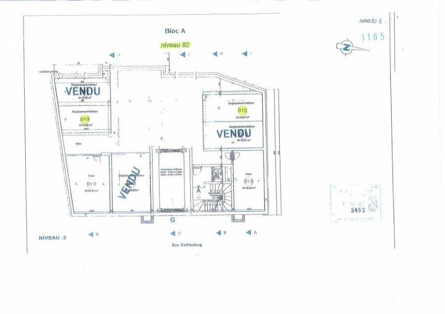 acheter garage-parking 0 chambre 14 m² grevenmacher photo 3