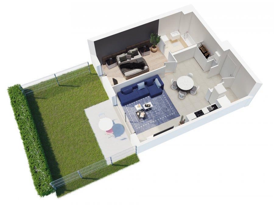 acheter appartement 2 pièces 55 m² metz photo 2