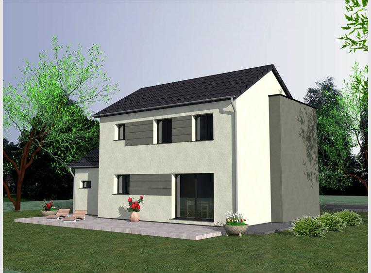 Vente maison individuelle f5 folschviller moselle for Vente maison individuelle moselle