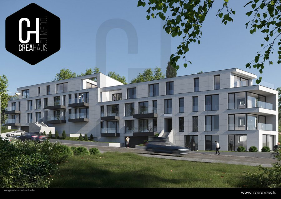 acheter appartement 2 chambres 101.3 m² luxembourg photo 1