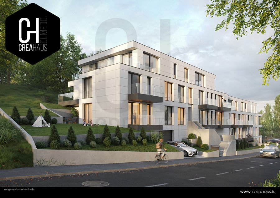 acheter appartement 2 chambres 101.3 m² luxembourg photo 2
