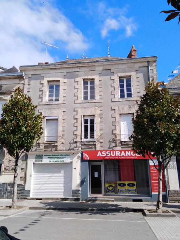 acheter immeuble de rapport 7 pièces 205 m² guémené-penfao photo 1