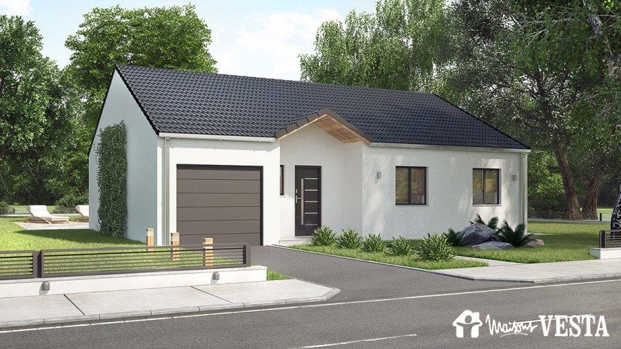 acheter maison 4 pièces 90 m² pont-à-mousson photo 1