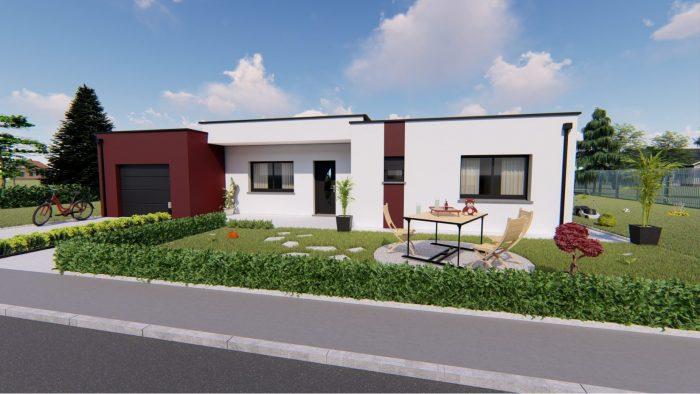 acheter maison 4 pièces 108 m² chantraine photo 1