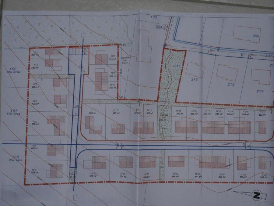 Terrain constructible à vendre à Lorry mardigny