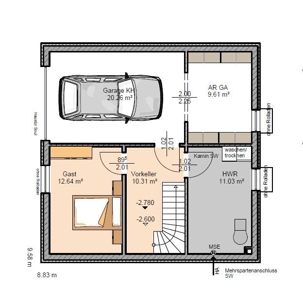 acheter maison 5 pièces 137 m² trier photo 4