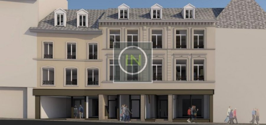 louer local commercial 0 chambre 123.72 m² luxembourg photo 1