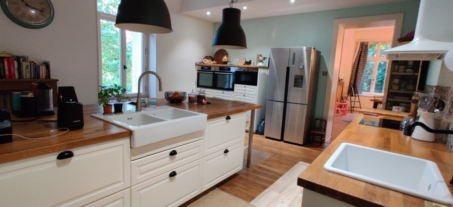 Maison individuelle à vendre F7 à Saulnes