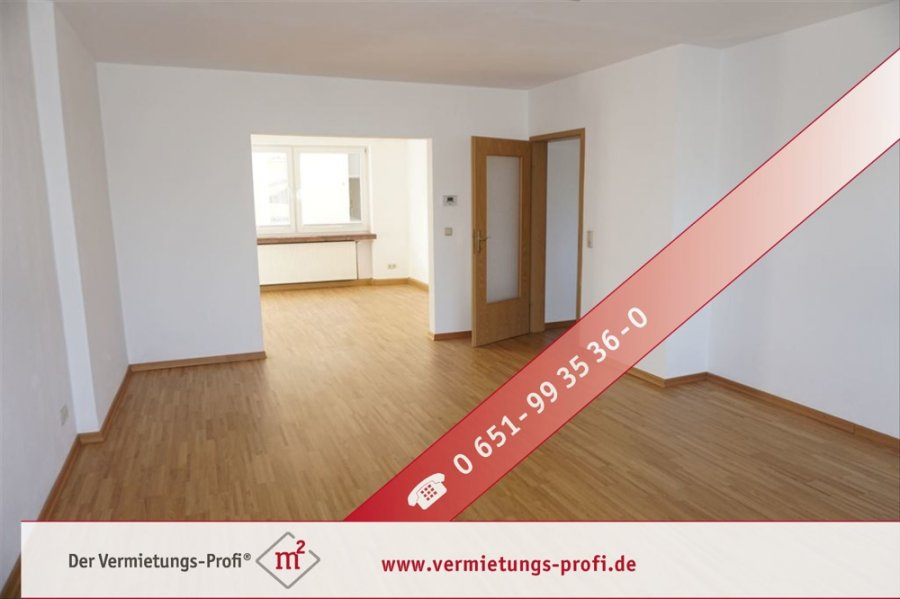 wohnung mieten 5 zimmer 109.23 m² trier foto 1