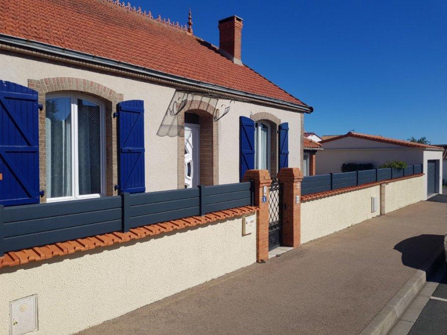acheter maison 4 pièces 172.35 m² longeville-sur-mer photo 1