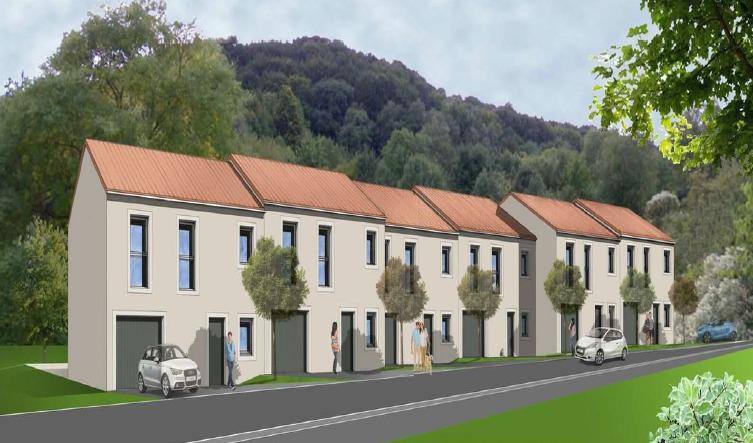 acheter maison 5 pièces 114 m² châtel-saint-germain photo 1
