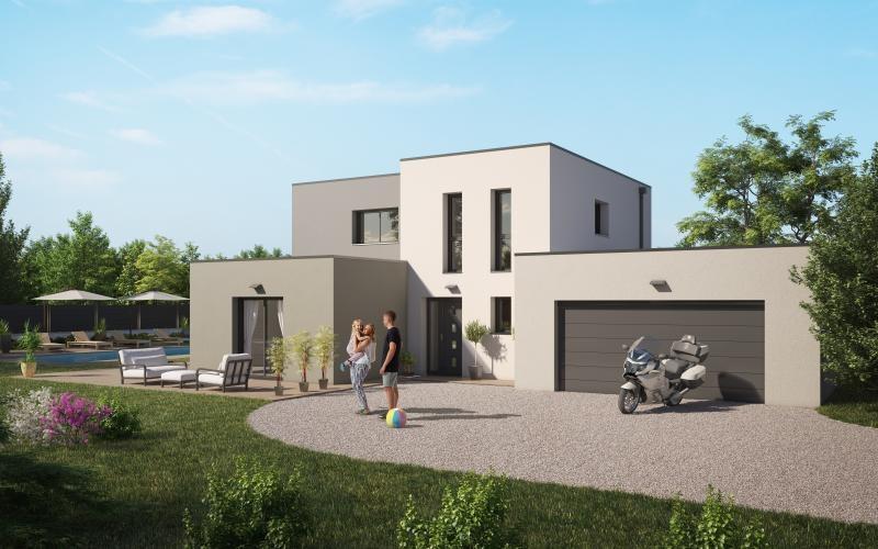 acheter maison 5 pièces 149 m² guerstling photo 1