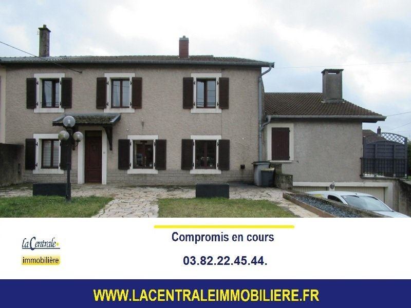 Maison jumelée à vendre F7 à Mont-Bonvillers
