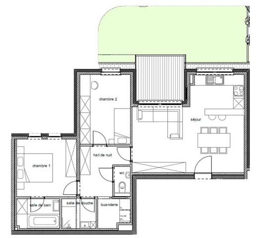 apartment for buy 2 rooms 82 m² arlon photo 2
