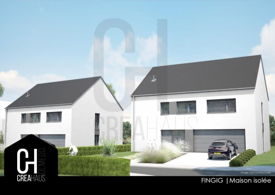 detached house for buy 3 bedrooms 178 m² fingig photo 1