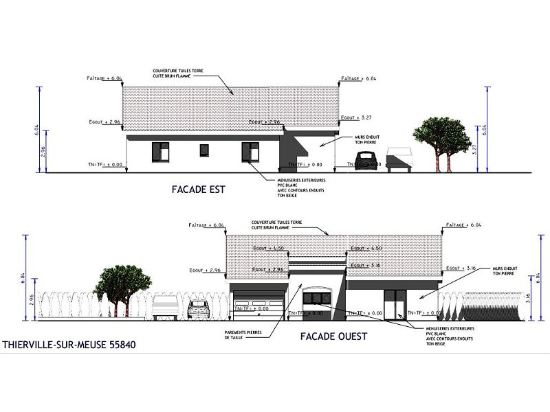 acheter maison 6 pièces 160 m² verdun photo 3