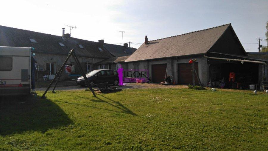 Maison à vendre F6 à Lusanger