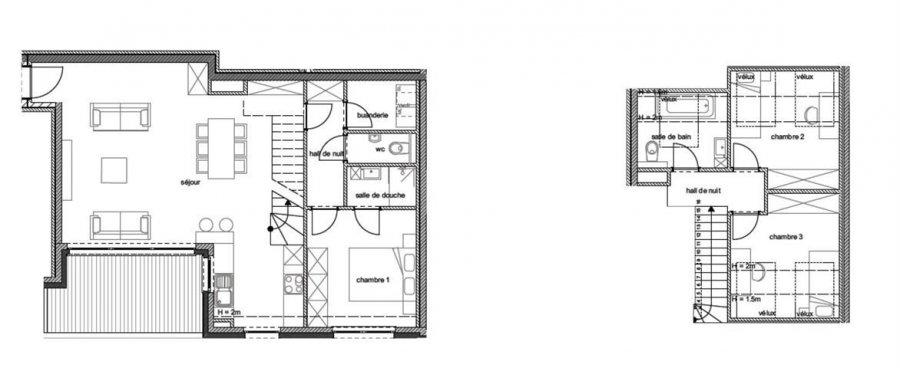 acheter duplex 3 pièces 115 m² arlon photo 2