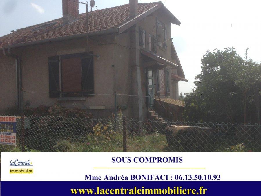 acheter maison jumelée 3 pièces 63 m² bouligny photo 1