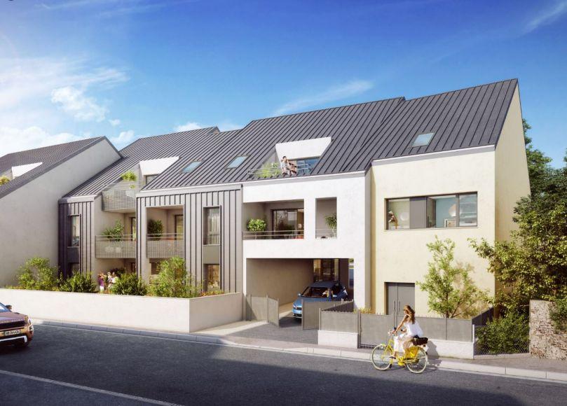 acheter appartement 3 pièces 61.2 m² metz photo 3