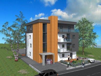Penthouse à vendre 3 Chambres à Niederkorn - Réf. 6141985