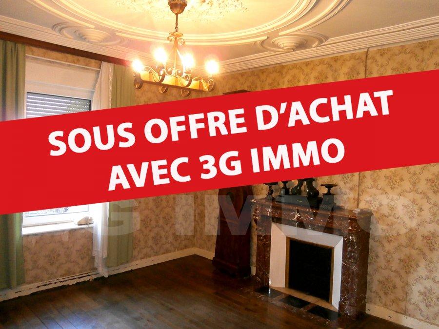 acheter maison 5 pièces 80 m² mont-saint-martin photo 1