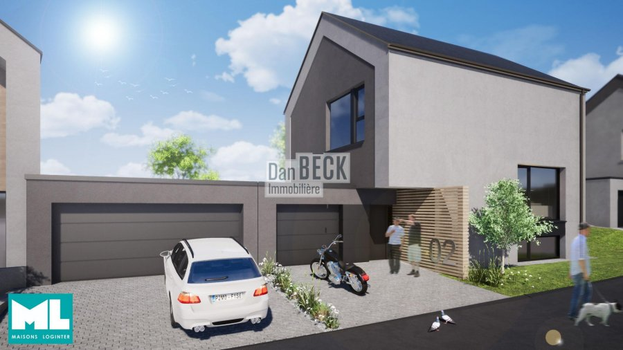 acheter maison individuelle 3 chambres 141 m² berbourg photo 1