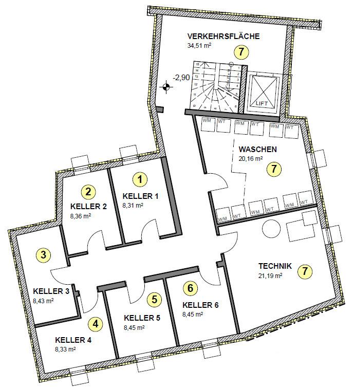 wohnung kaufen 5 zimmer 99 m² tawern foto 5