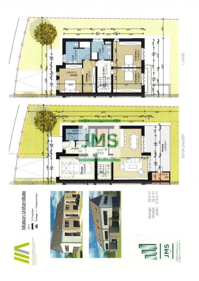 acheter maison individuelle 3 chambres 196.39 m² schwebach photo 3