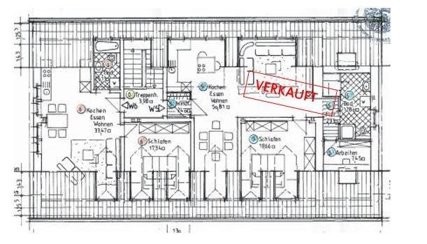 acheter appartement 3 pièces 96 m² saarlouis photo 4