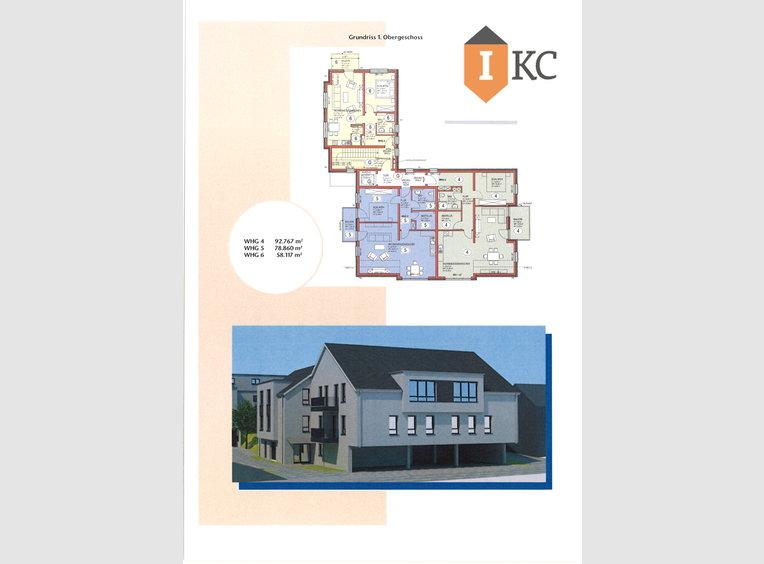Appartement à vendre 2 Pièces à Losheim (DE) - Réf. 7179553