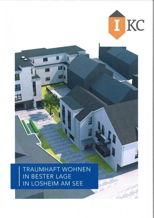 wohnung kaufen 2 zimmer 75.96 m² losheim foto 1