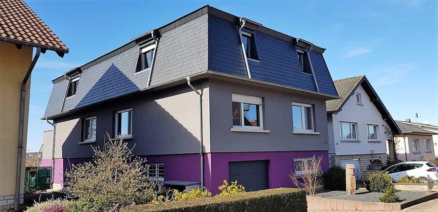Maison de maître à vendre 7 chambres à Peppange