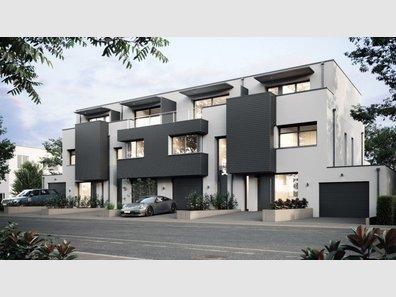 Semi-detached house for sale 4 bedrooms in Ehlerange - Ref. 6942241