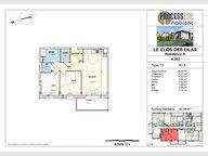 Appartement à vendre F3 à Aumetz - Réf. 7209009