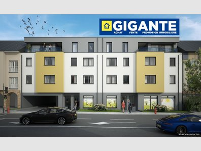 Apartment for sale 2 bedrooms in Bascharage - Ref. 6512689