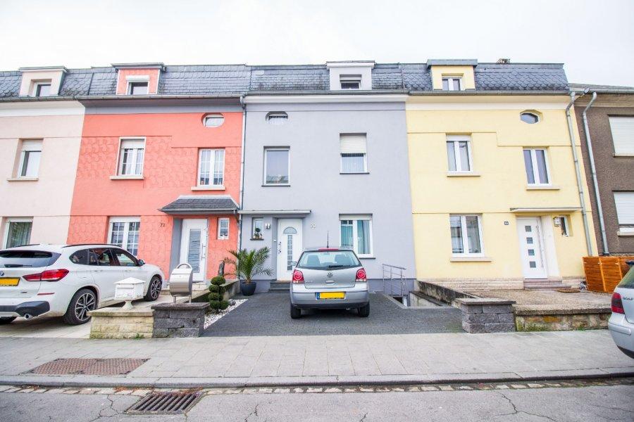 reihenhaus kaufen 4 schlafzimmer 190 m² bettembourg foto 1