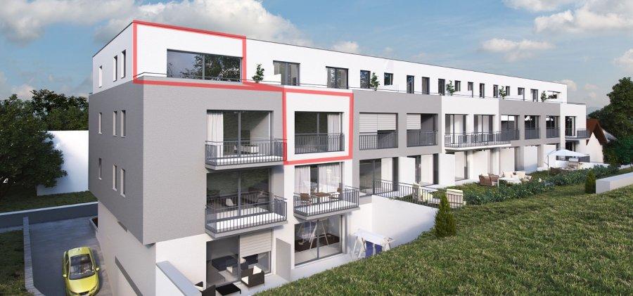 acheter penthouse 3 chambres 133.54 m² colmar-berg photo 2