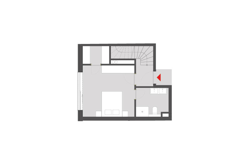 acheter penthouse 3 chambres 133.54 m² colmar-berg photo 4