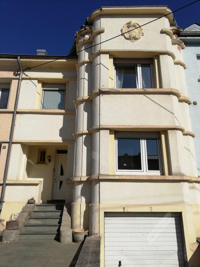 Maison mitoyenne à vendre 5 chambres à Belvaux
