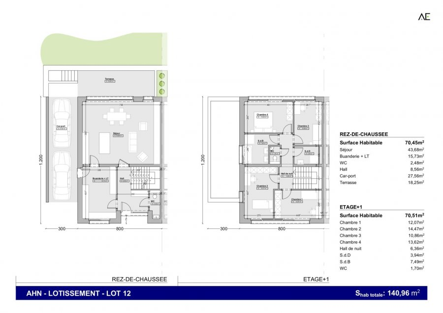 house for buy 4 bedrooms 140.96 m² ahn photo 3