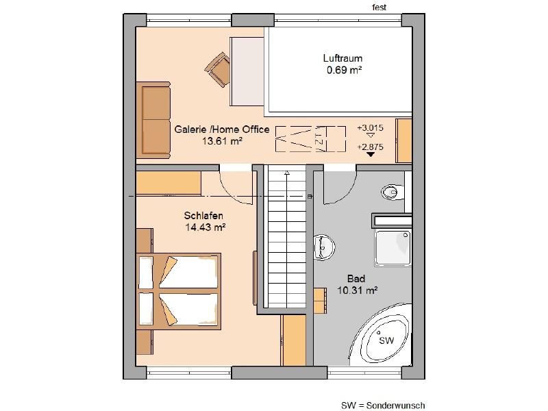 haus kaufen 2 zimmer 87 m² freudenburg foto 4