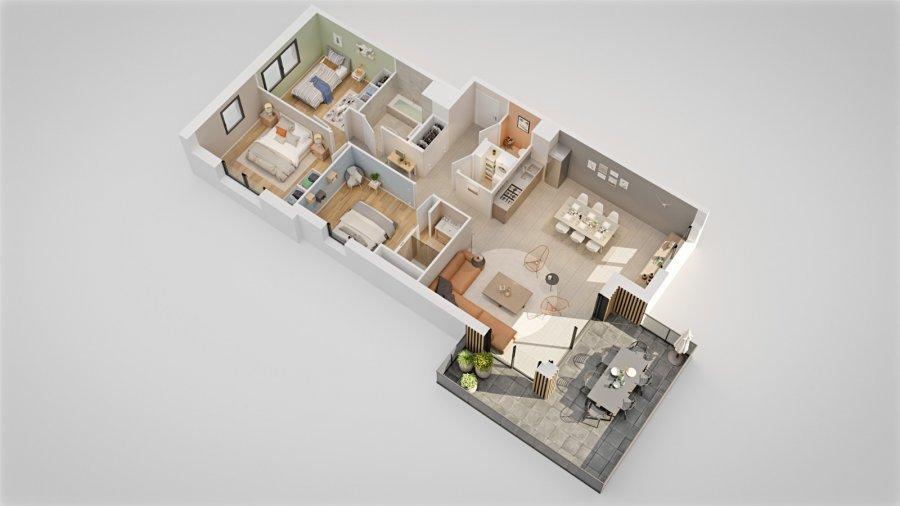 acheter appartement 4 pièces 101.8 m² thionville photo 1