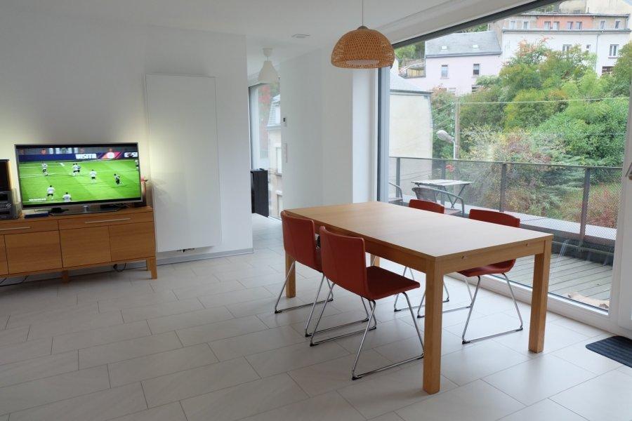 Appartement à louer 2 chambres à Luxembourg-Rollingergrund
