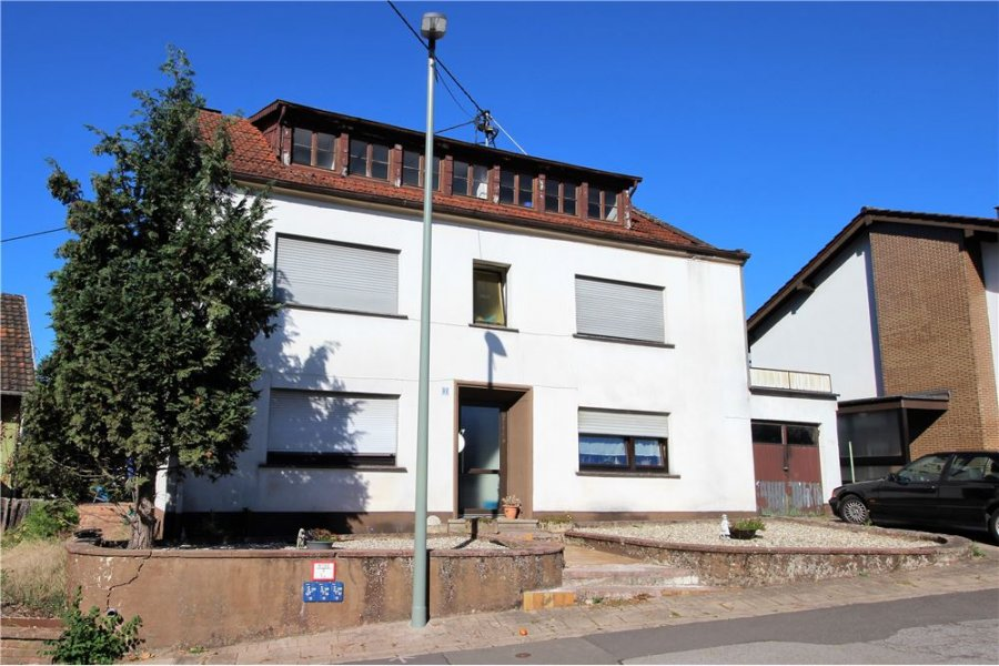 acheter maison individuelle 8 pièces 200 m² wadern photo 1