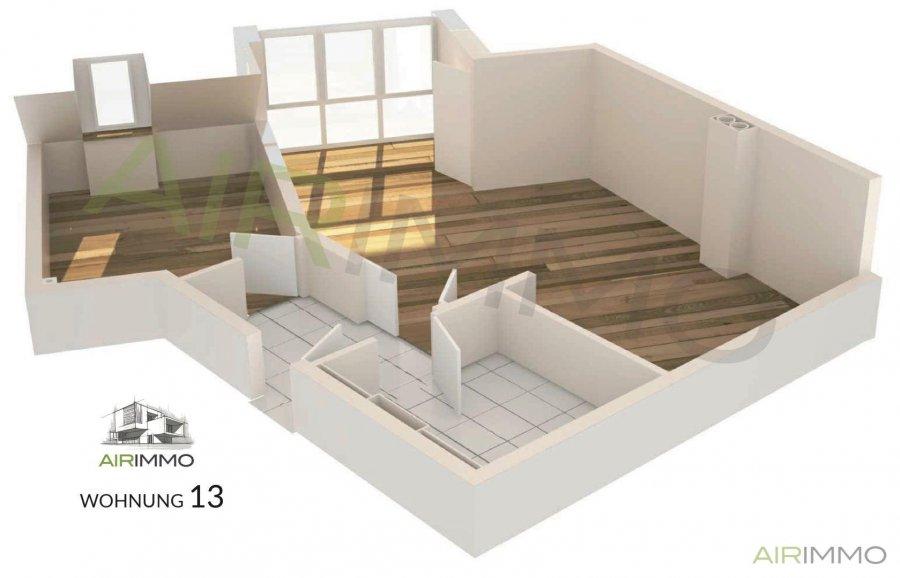 acheter appartement 1 chambre 96 m² echternach photo 1