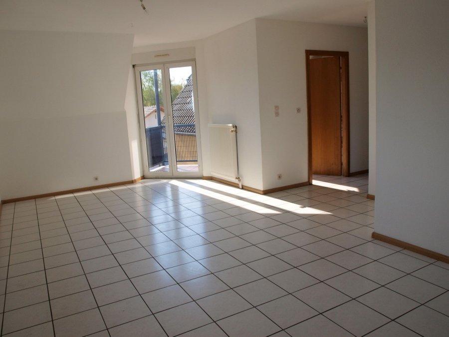 Appartement à louer F2 à Bartenheim