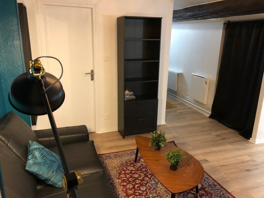 Appartement à louer F1 à Nancy