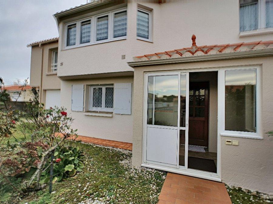 acheter maison 5 pièces 161 m² saint-hilaire-de-riez photo 1