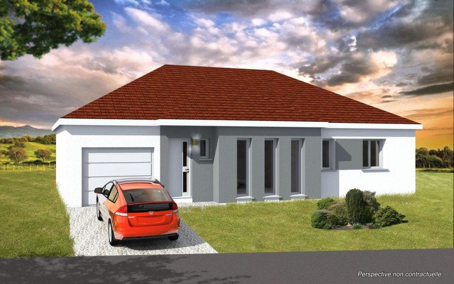 acheter maison 5 pièces 100 m² faulquemont photo 1